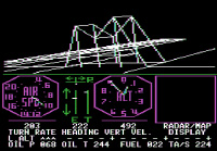 Sublogic Flight Simulator for Apple II